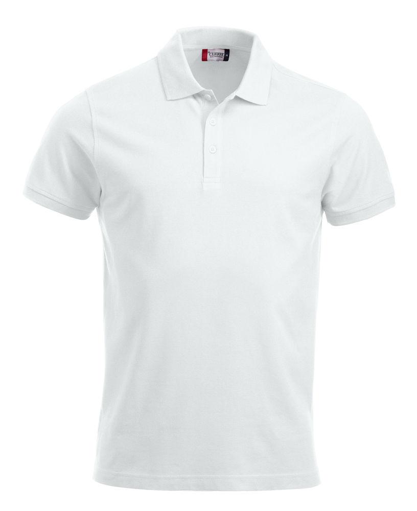 Werbeartikel-shop.ch - Poloshirt Herren LINCOLN 200g/m2 CLIQUE