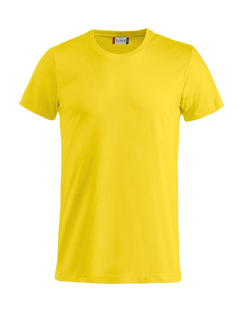 promo code f7c68 0e3c0 T-Shirt Herren BASIC-T 145g/m2 CLIQUE